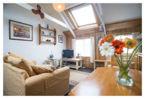 self-catering lounge in mousehole