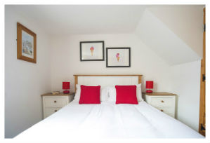 self catering mousehole bedroom